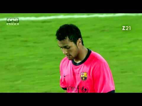 Jeffrén Suárez vs Estudiantes - New Talent of Barça *HD*