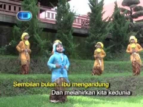 Ainun - Surga Ditelapak Kaki Ibu - Free Download Lagu Qasidah Anak-anak