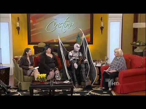 Pa'lante Con Cristina |