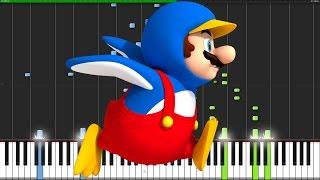 Underwater Theme -  New Super Mario Bros. Wii [Piano Tutorial] // Piano Man