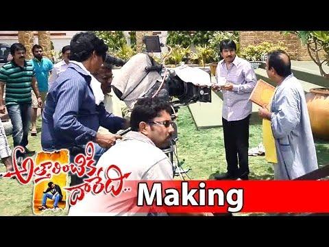 Attarintiki Daredi Movie Making Video 2 || Pawan Kalyan, Samantha
