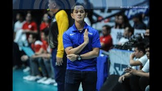 We're not 100 percent today -- Ateneo's Almadro on loss