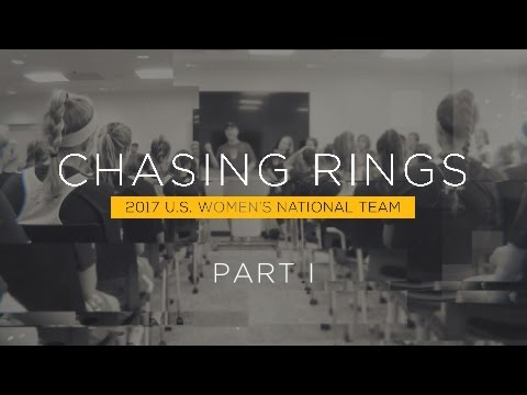 Team USA Tryouts | #ChasingRings Part 1