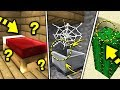 Minecraft'ta HALA ÇALIŞAN 10 HATA!