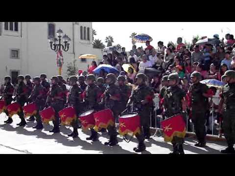 BANDA DE GUERRA DEL 72 BATALLON DE INFANTERIA DE DURANGO MEXICO