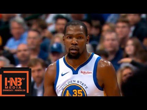 Golden State Warriors vs Dallas Mavericks 1st Qtr Highlights | 11.17.2018, NBA Season