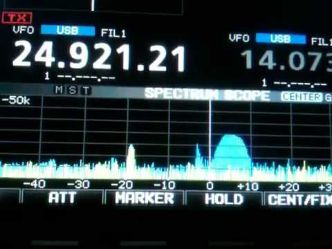HF amateur radio noise