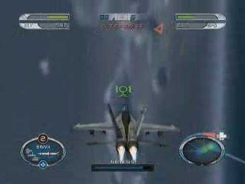 Wii Heatseeker F-18 Mission 2.3.2