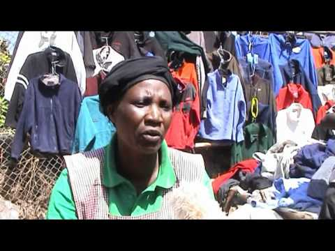 KENYAN SLUM TRADERS NEED FINANCIAL SUPPORT FOR THEIR BUSINESS.