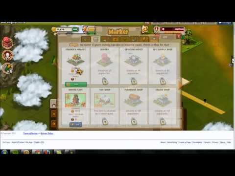Wetopia Facebook Game Gameplay