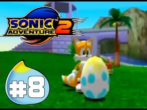 Sonic Adventure 2 Battle Chao Garden Part 8 Youtube