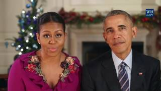 President Obama's 2016 Christmas Message