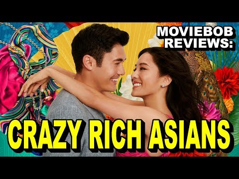 MovieBob Reviews: CRAZY RICH ASIANS
