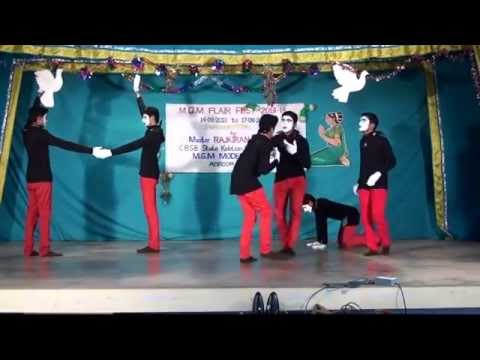 Best Mime Of Mgm 2013 - 2014 Of Class 12 video