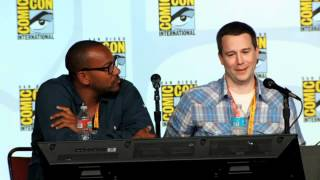 Comic-Con 2012 - Elementary Panel - Part 2