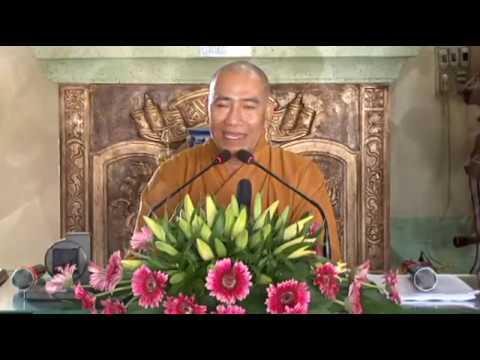 Diệu Pháp Liên Hoa Kinh giảng giải - phẩm thứ 21: Trì Như Lai Thần Lực