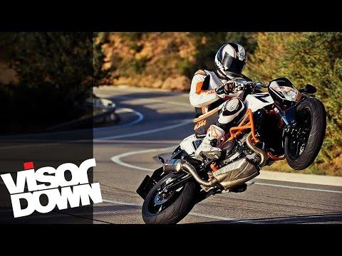 KTM 690 Duke / 690 Duke R Review Road Test   Visordown Motorcycle Reviews