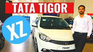 2019 Tata Tigor XZ Variant Detailed Review  | Tigor XZ 2019 Facelift | CarQuest