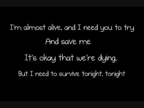Secondhand Serenade - Half Alive
