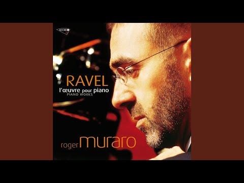 Ravel: Valses nobles et sentimentales - for Piano - 1. Modéré - très franc
