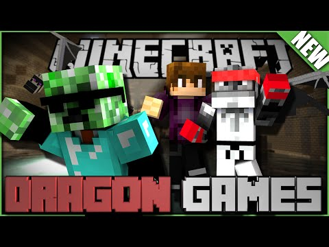 "Minecraft Dragons | ""Booty Bounce!"" with SteelxSaint, StitchYT"
