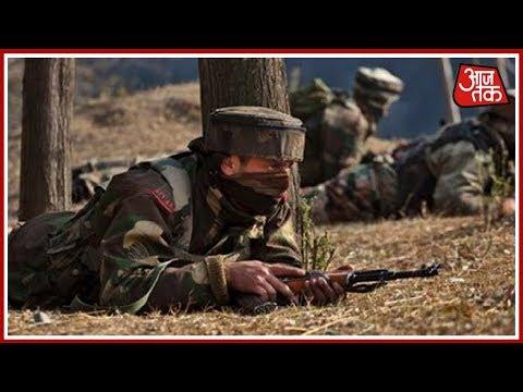 Bandipora में सुरक्षा बलों के साथ मुठभेड़ में 2 आतंकी ढेर, सेना का एक Jawan शहीद