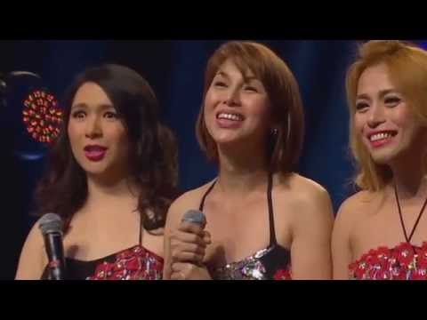 Asia's Got Talent - Trio Miss Tres Brings Big Surprise With Sex Bomb video