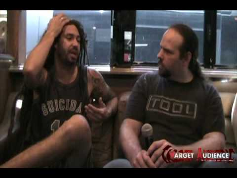 Shadows Fall Interview Mayhem 2010 Atlanta Georgia