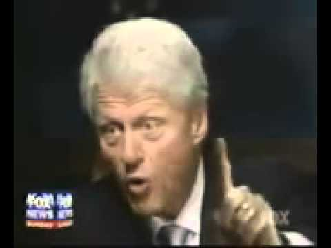 Bill Clinton Illuminati Interview  - 2013