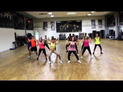 Lynxxx Feat Wizkid fine Lady - Zumba® Choreo By Asiatikilla (aquaboulevard) video
