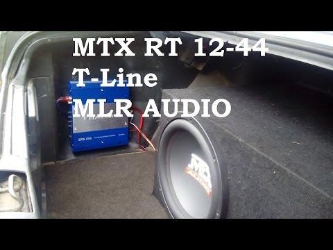 T Line.  ЧВ.  MTX RT12 44