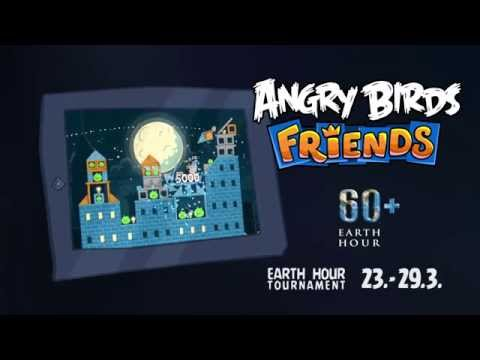 Angry Birds Friends - Earth Hour Tournament