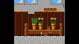 NES Longplay [535] Chip to Dale no Daisakusen