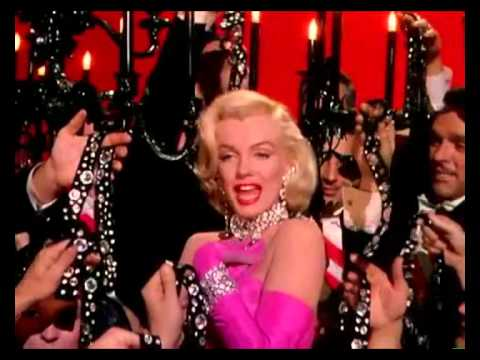 Santa Cutie Marilyn Monroe video