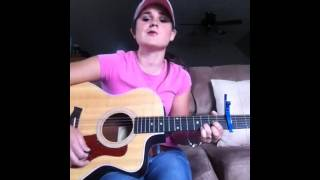 """If Drinking Don't Kill Me"" George Jones cover by Krista Hughes"
