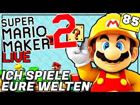 🔴Ich spiele EURE Welten! - Let's Play Super Mario Maker 2 Online Part 85   GamingMaxe {DE/Deutsch}
