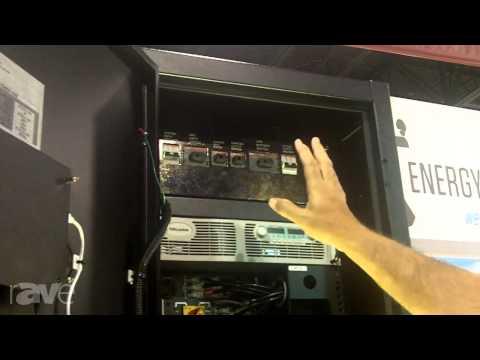 CEDIA 2013: Rosewater Energy Introduces Residential Energy Storage Hub