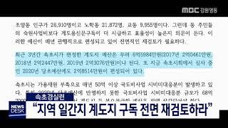 """""""지역 일간지 계도지 구독 전면 재검토하라"""""""