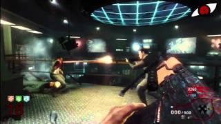 Call of Duty: Black Ops ☢ Zombie sur Five ☢ Dual Com w/ Darkpoto45 ☢ [PS3 FR HD]