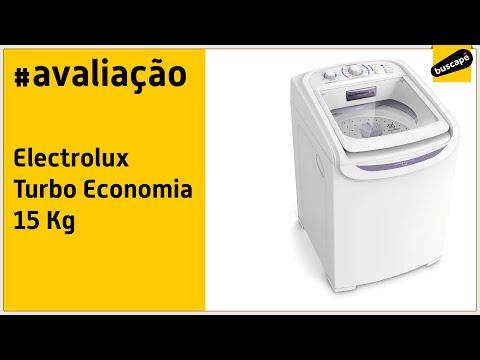 Electrolux Turbo Economia 15 kg (LTD15) - Avaliação