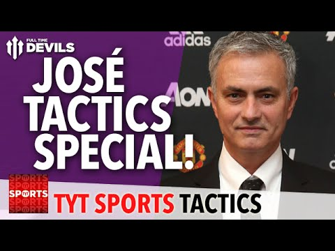 José Mourinho Special! | TYT Sports Let's Talk Tactics