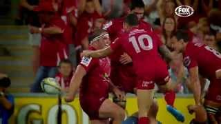 Super Rugby: 'I've missed it!' | Super Rugby on FoxSports