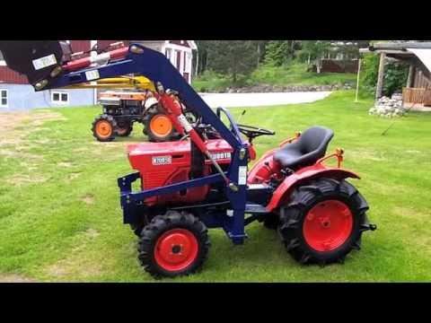 Transport av traktor pris