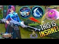 LESLEY 100% BANNED HERO AFTER THIS! MOBILE LEGENDS LESLEY RANKED GAMEPLAY MP3
