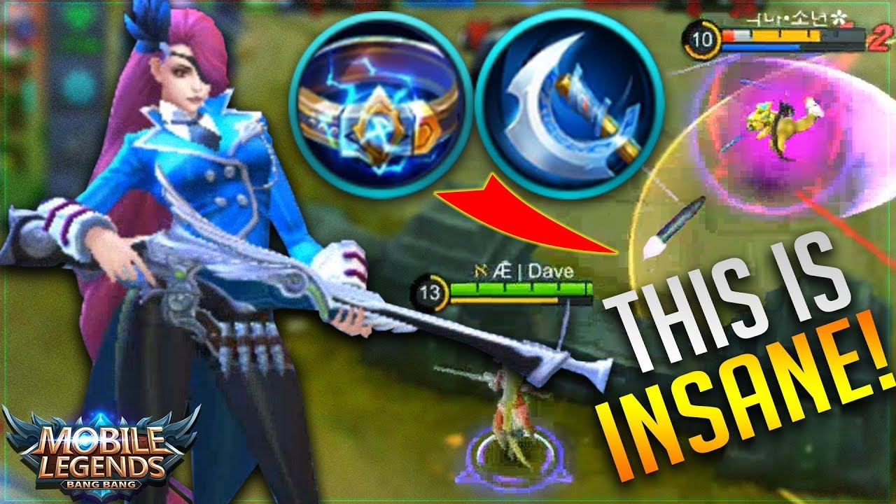 LESLEY 100% BANNED HERO AFTER THIS! MOBILE LEGENDS LESLEY RANKED GAMEPLAY