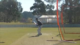 Michael Clarke - Playing Spin Bowling