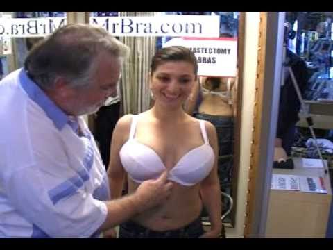 Strapless Bras Fitting Guide | Video Tutorial by MrBra.com (Part 4)