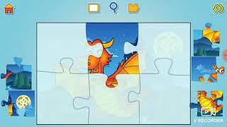 Game Trẻ Em - Trò Chơi Trí Tuệ Trẻ Em - Trò Chơi Ghép Hình Vui Nhộn Cho Trẻ Em.