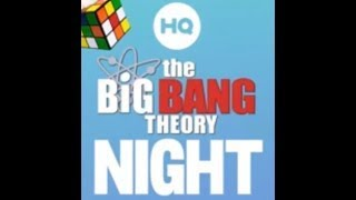 Big Bang Theory Night on HQ Trivia ($5,000/$1.00) Thursday, 16 May 2019 9p ET