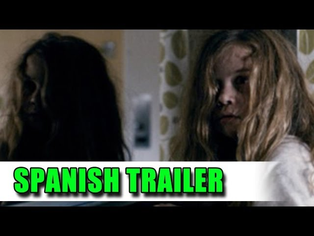 Mama Spanish Trailer (2013) - Guillermo Del Toro Horror